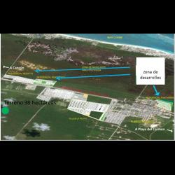 Excelente Terreno en venta en Puerto Morelos