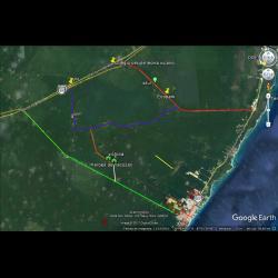 Hectareas en zona de proyeccion a futuro en poligono Playa del Carmen-Ruta de los cenotes