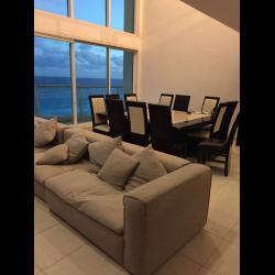 Penthouse en renta Maralago Cancún