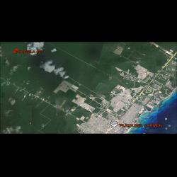 Terreno en Venta Playa del Carmen, parcela 437
