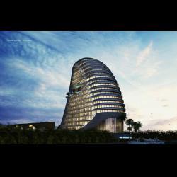 Exclusiva y Moderna Torre de departamentos en venta