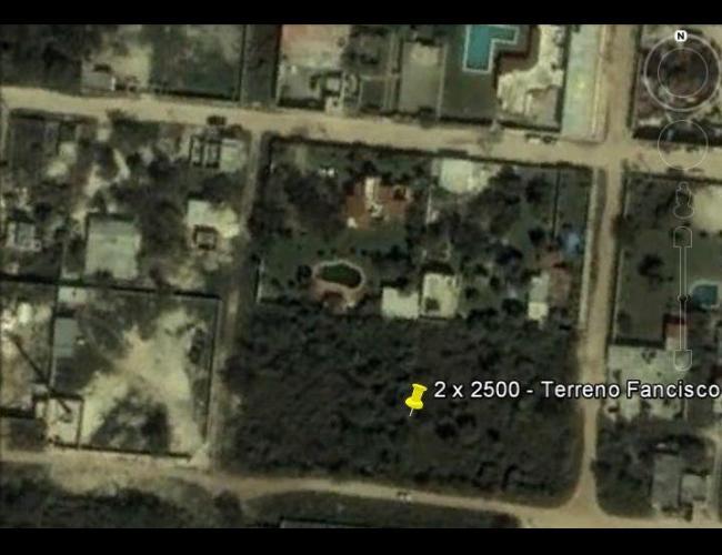 Terreno en venta, Bonfil Cancún