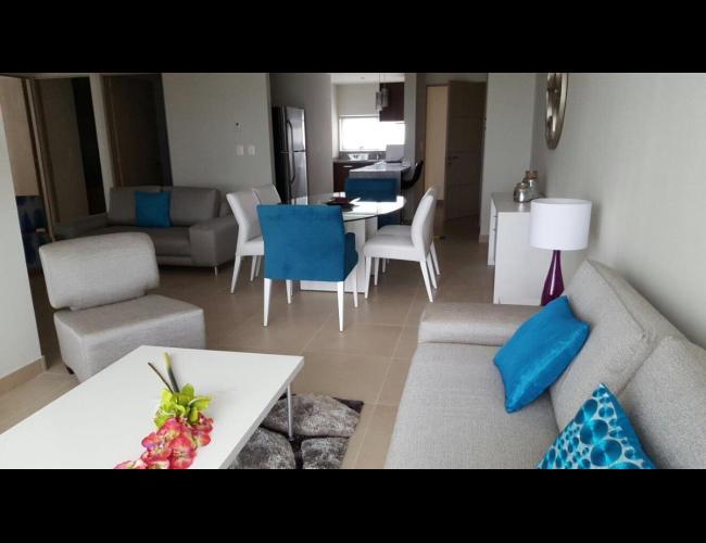 Departamento en Renta vista espectacular en Cancún