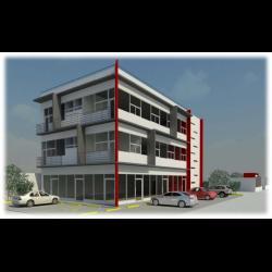 Edificio en Renta Av. López Portillo, Cancún