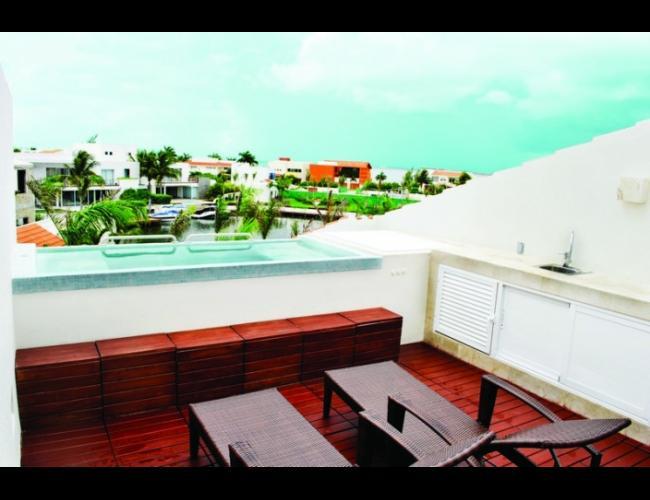 Venta Penthouse Isla Victoria, Cancún