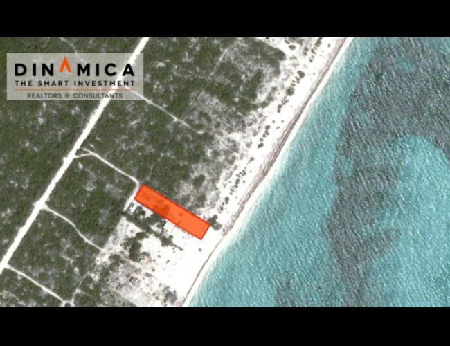 Terreno en Venta Frente al Mar Isla Mujeres Continental