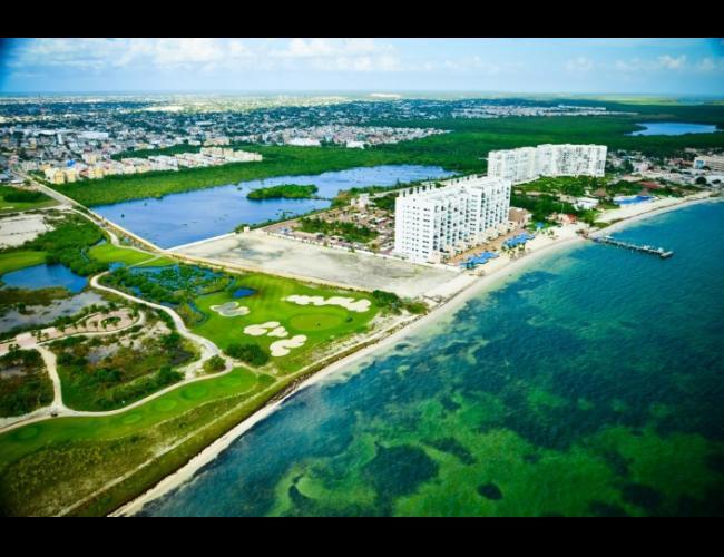 Terreno en Venta La Playa en Cancún