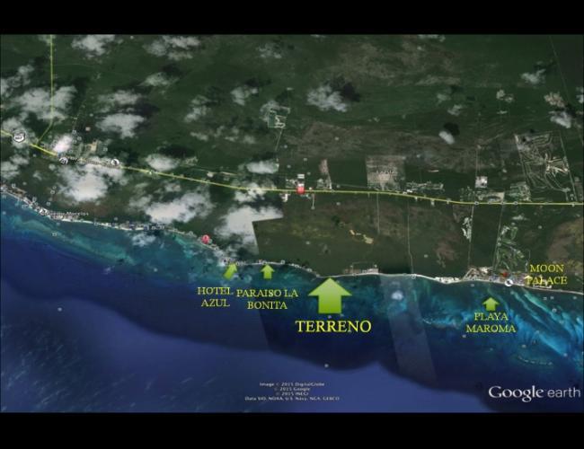 """Terreno en Venta """"Petempich"""" Cancún"""