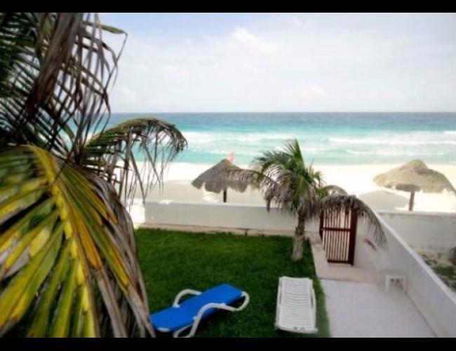 Villa en Renta Condominio Brisas Cancun Zona Hotelera